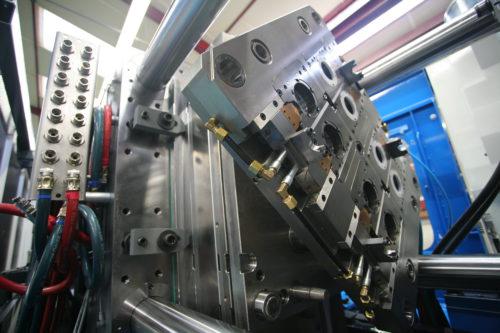 fabrication de moules bi-matières