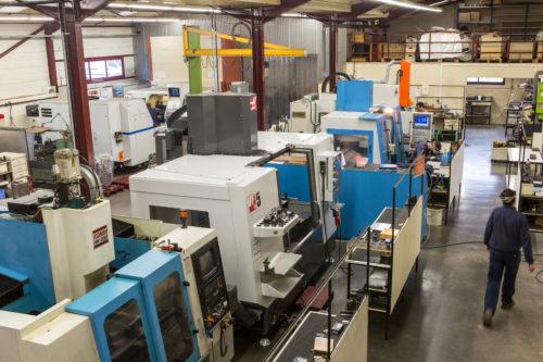 Atelier mécanique entreprise injection plastique