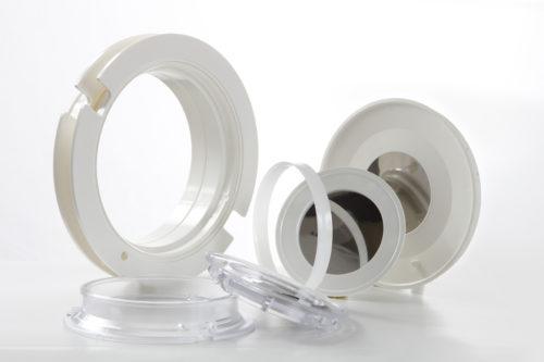 Injection plastique sas de stérilisation