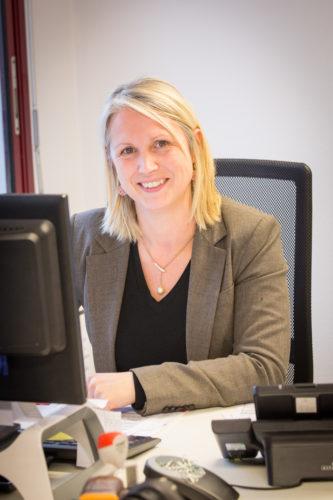 Aurélie PERPOIL secrétaire